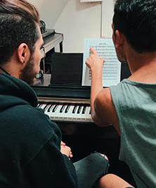 Curso Piano